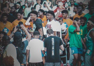 Giannis Antetokounmpo (Milwaukee Bucks) at NY vs. NY